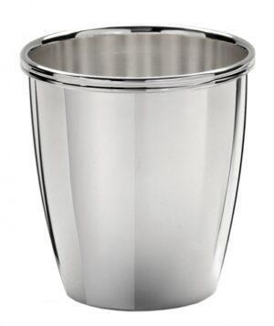 Ezüst keresztelőpohár, 6 cm