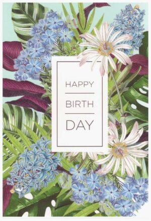 Képeslap – Happy Birthday