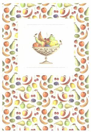 Képeslap - gyümölcsös