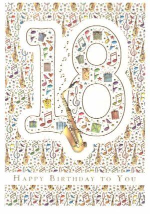 Képeslap - 18, Happy Birthday to You