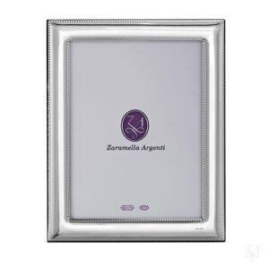Olasz, 925-ös ezüst képkeret fa hátlappal. Díszdobozban. Méret: 15×20 cm